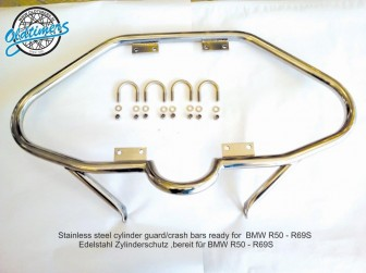 inox cylinder guards